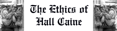 The Ethics of Hall Caine