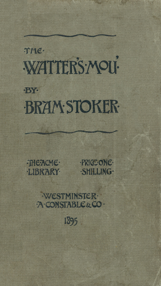 The Watter's Mou' UK Book Cover