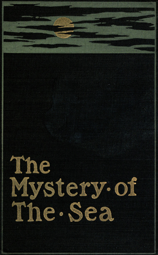 The Mystery of the Sea UK Book Cover