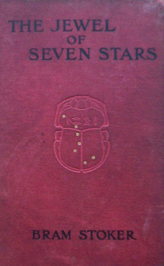 The Jewel of Seven Stars UK Book Cover