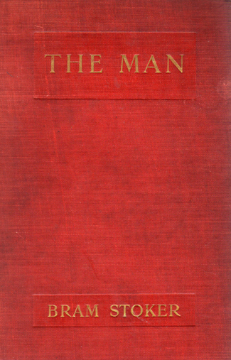 The Man UK Book Cover