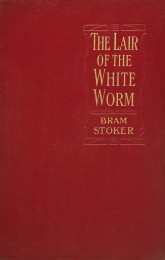 The Lair of The White Worm UK Book Cover