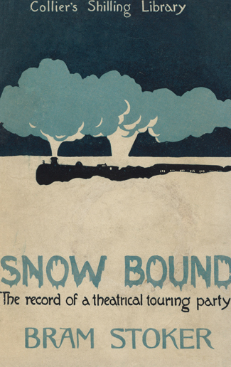 Snowbound PB UK Book Cover