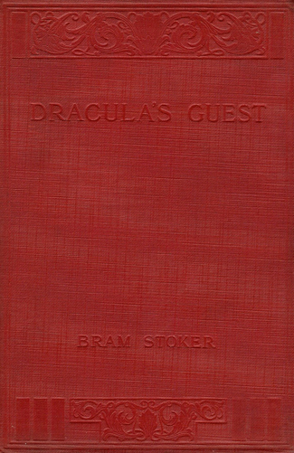 Dracula's Guest UK Book Cover