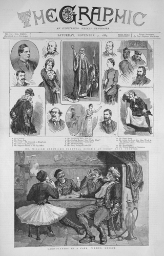 The Graphic, November 7, 1885