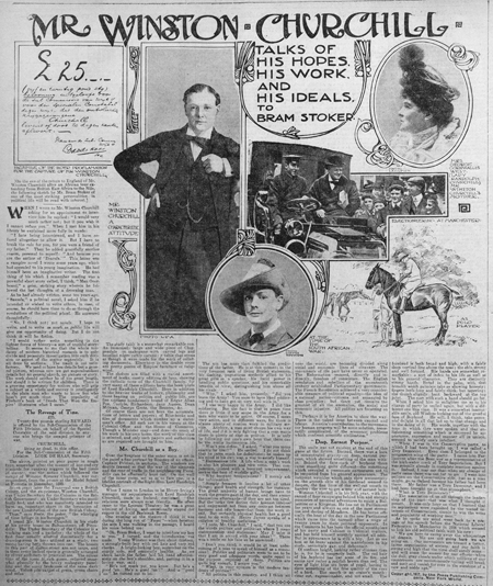 The Daily Chronicle, January 15, 1908