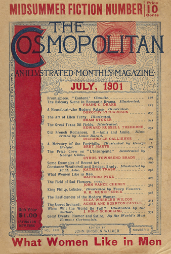 The Cosmopolitan, July 1901