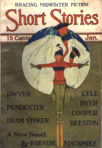 Short Stories, January 1917